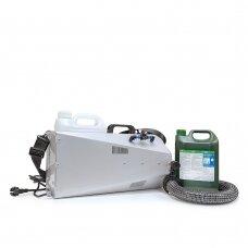Mobilus šalto rūko purkštuvas dezinfekcijai BIO TURBO ULV