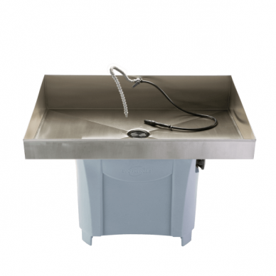BIO-CIRCLE GT MAXI W STAINLESS STEEL TOP 250 KG