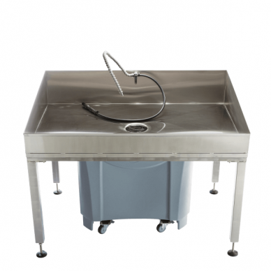 BIO-CIRCLE GT MAXI W STAINLESS STEEL TOP 500 KG