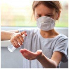 Dezinfekcinis skystis. Koks saugus vaikams?