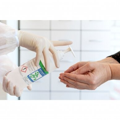 Dezinfekcinis rankų gelis Antisept D Gel 2