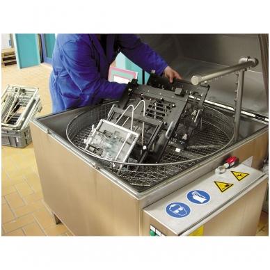 HTW II 800  Hot-Water Parts Washer 2