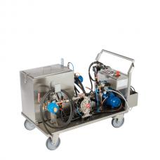 RWR-80 L KST – aušinimo kanalų valymo įranga