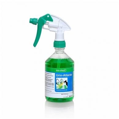 Šlapimo kvapus šalinanti priemonė Urin Attacke